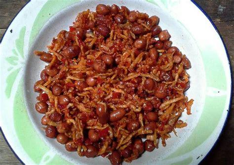 Rasanya yang khas, dengan pedas yang pas, cocok banget dipadukan dengan masakan padang. Resep Sambal Kacang+teri Medan Oleh Jenny.L Kitchen - Resep Masakan Indonesia