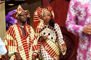 All Tha Single Ladiez!: Nigeria Traditional Wedding Attires.