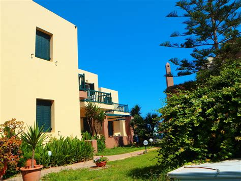 Appartments In Crete by Accommodation And Apartments In Kokkini Hani Crete Greece