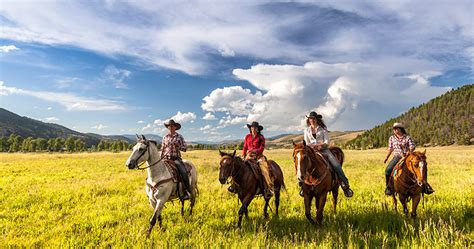 cuisine signature but luxury dude ranch in montana home the ranch at rock creek