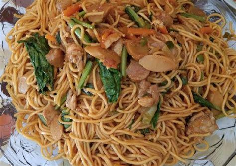 Ga semua resto or rumah makan chinesse food tiociu. Resep Mie Goreng Spesial Saus Tiram Oleh Siwi Wuri Astuti