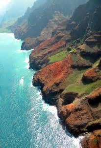 Pali Coast Hawaii Kauai