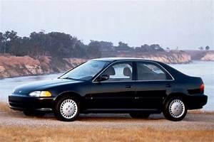1995 Honda Civic Owners Manual