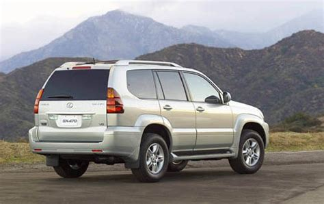 lexus suv 2003 used 2003 lexus gx 470 for sale pricing features edmunds
