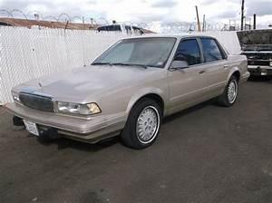 Buy Used 1994 Buick Century  No Reserve In Orange