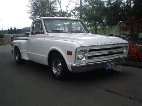 1968 chevrolet c10 v8 stepside up truck for sale chevy trucks i like chevrolet