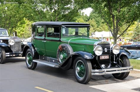 1928 Cadillac Town Sedan by 1928 Cadillac Series 341a Image Chassis Number 306449