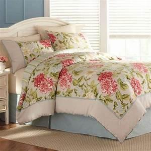Avenue, 8, Dahlia, 4, Piece, Comforter, Set, -, Floral