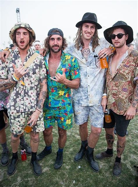 Music Festival Outfit Ideas For Guys