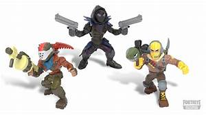 Fortnite Battle Royale Collection Mini Figures Coming This