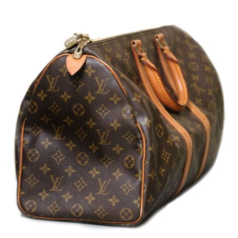 authentic vintage louis vuitton carryall keepall