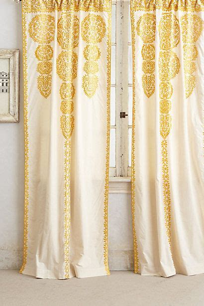 yellow drapes 1000 ideas about yellow curtains on curtains