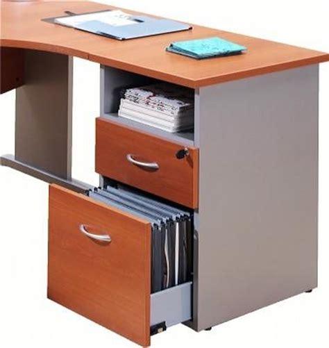 norme hauteur bureau le caisson mercure hauteur bureau 80 cm merisier anthracite