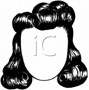 Clipart Wig - Cliparts Galleries
