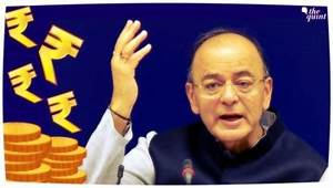 Dear Arun Jaitley, Don't be So Economical With Facts on ...