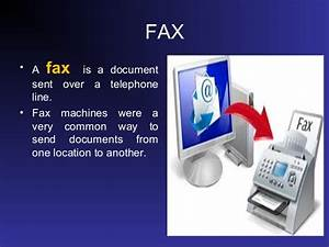 digital communication ppt With cheapest way to fax documents