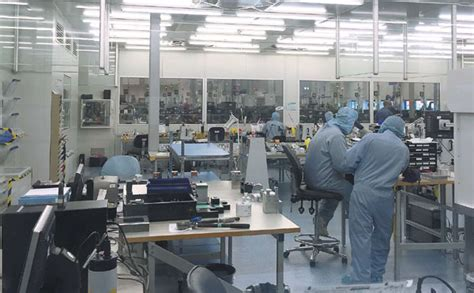 engineers working  andor technology   digital