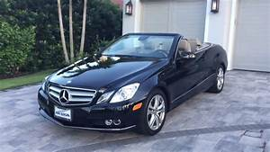 2011 Mercedes Benz E350 Convertible Review And Test Drive By Bill - Auto Europa Naples