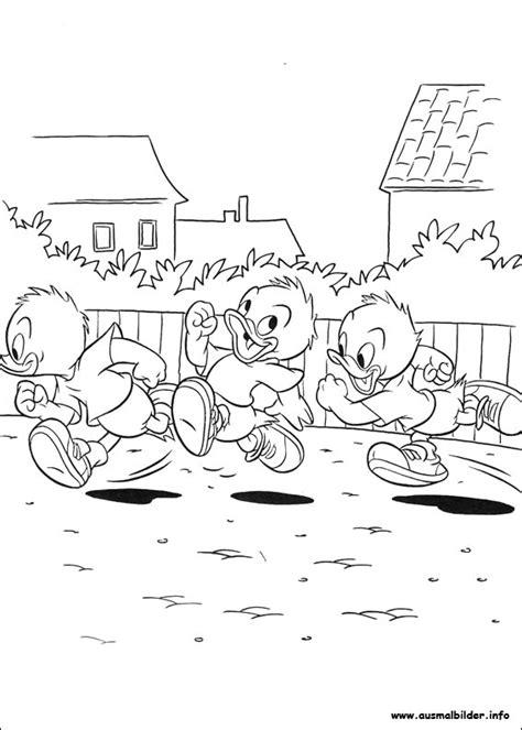 Kleurplaat Donald Duck Jong by Donald Malvorlagen