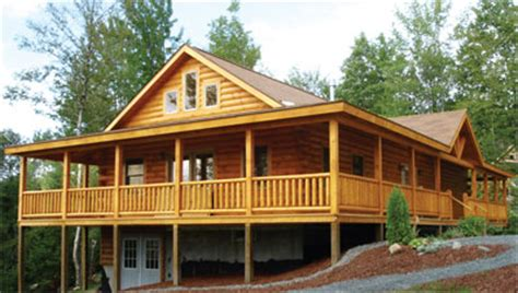 madison ranch floor plan  coventry log homes