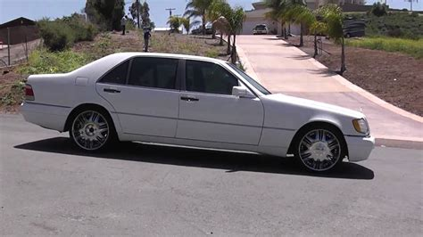 97 mercedes s500 s320 wide big 500 w140 for sale 4500