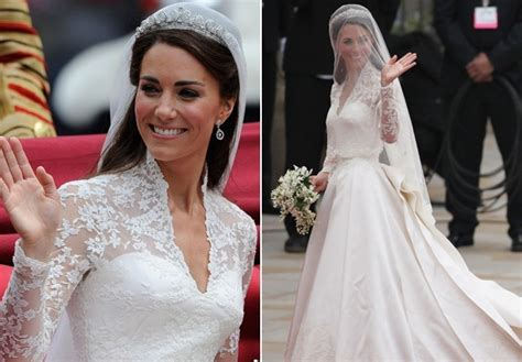 Sarah Burton Talks About Kate's Wedding Dress And How