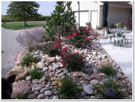 using rocks in landscaping 30 beautiful rock garden design ideas