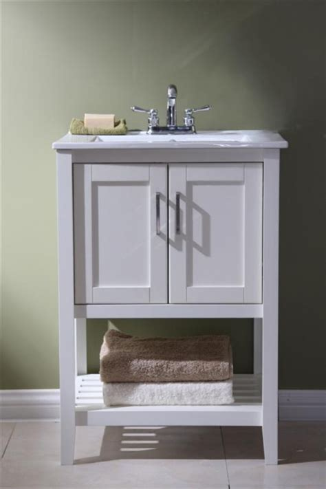 24 inch vanity with sink 24 inch single sink bathroom vanity in white uvlfwlf6020w24