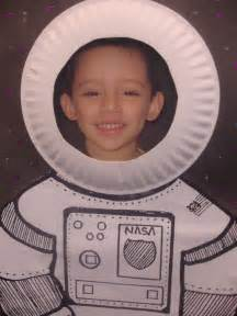 Astronaut Crafts for Preschoolers