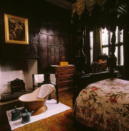 interior   green room  speke hall speke hall