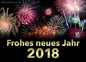 Gesundes Neues Jahr Sprüche : frohes neues jahr 2018 bild 25166 gbpicsonline ~ Frokenaadalensverden.com Haus und Dekorationen