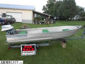 12 Foot Aluminum Fishing Boats for Sale