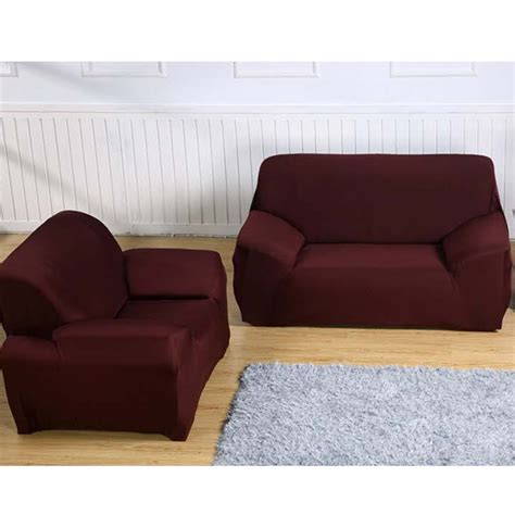 stretch covers for sofas stretch chair cover sofa covers seater protector cover slipcover easy fit ebay