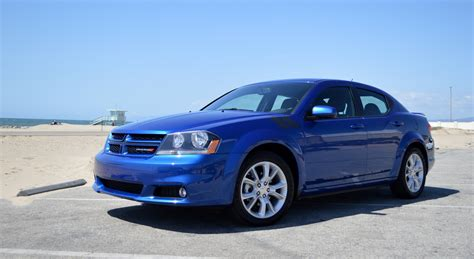 dodge avenger rt  racingjunk news