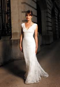 simple lace wedding dress by jessy simple wedding dresses