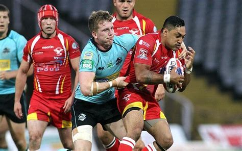 London Broncos aim to turn the tables against mighty Wigan ...