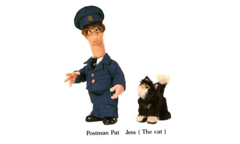 Postman Pat Original Character Descriptions