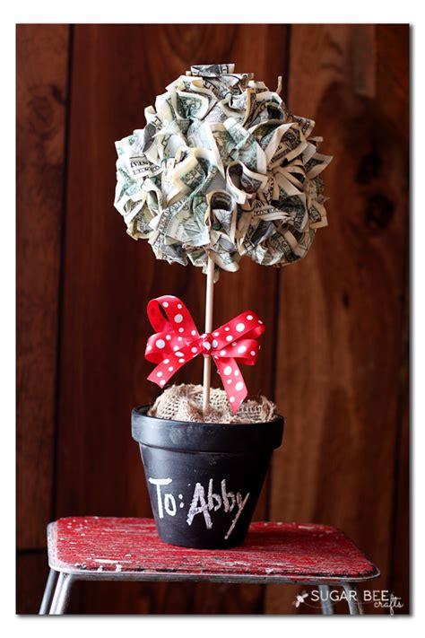 creative ways  give money   gift  idea room