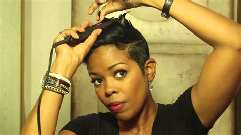 HD wallpapers black hairstyles that are easy to maintain