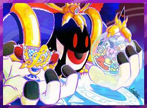 Magolor Wins by The-Quill-Warrior on DeviantArt
