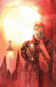 Your first look at Legendary Star-Lord #3  Lord