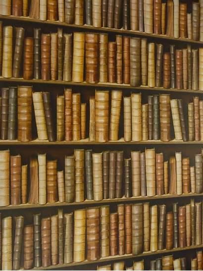 Bookshelf Books Leather Case Country Lancashirewallpaper