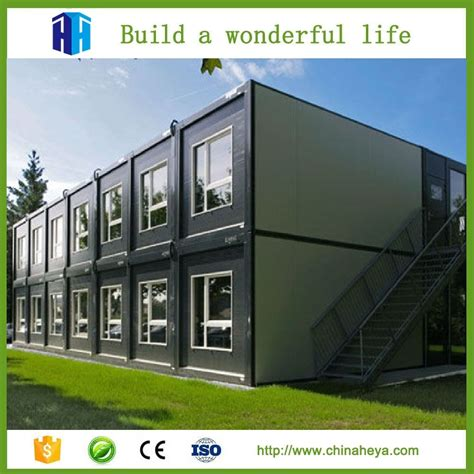 prefab dormitory quality prefabricated house