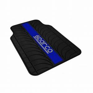 tapis voiture tapis de sol en caoutchouc sparco With tapis de sol personnalisé voiture