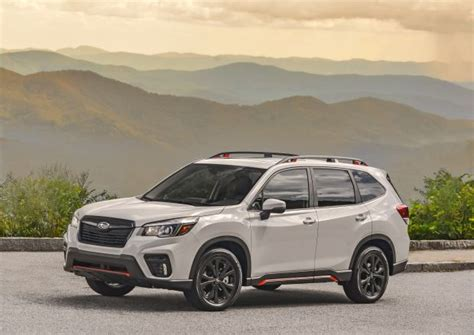 Subaru Forester 2020 Release Date by 2020 Subaru Forester Preview Changes Pricing And Release