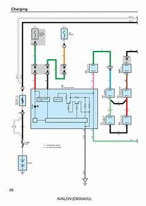Toyota Avalon Wiring Diagrams