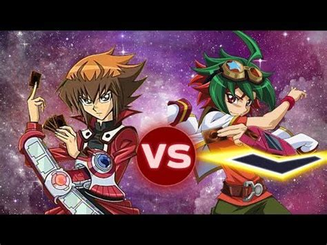 Jaden Yuki Deck List Season 4 by Yu Gi Oh Arc V Tag Special Jaden Season 4 Vs