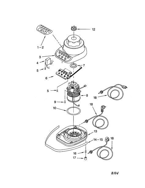 Kitchen Blender Parts kitchenaid blender parts manual besto