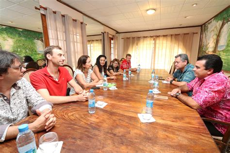 bureau de service national du lieu de recensement teva rohfritsch rencontre les superviseurs du recensement