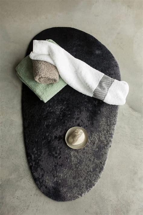 stone bath rug  abyss habidecor bedside manor